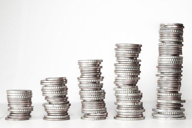 nasbírané mince