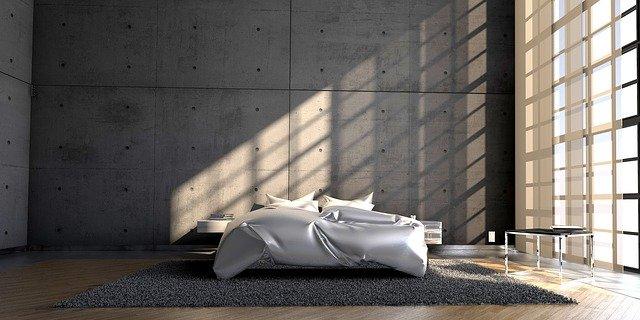 Dřevěná postel 90×200