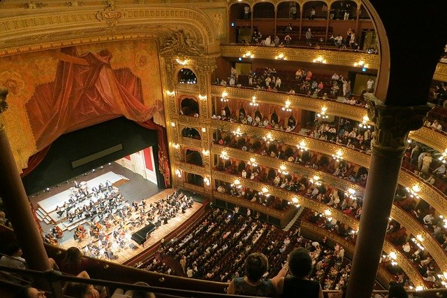 představení orchestru