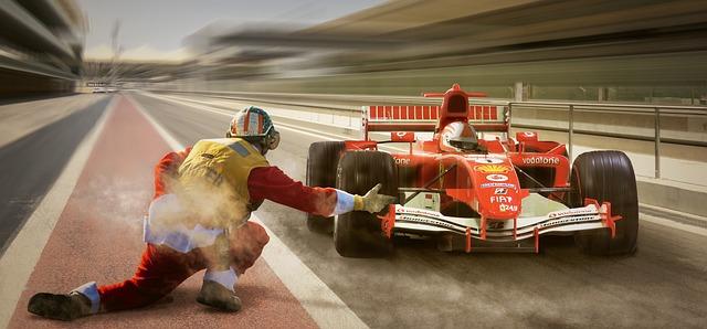 závodní formule 1